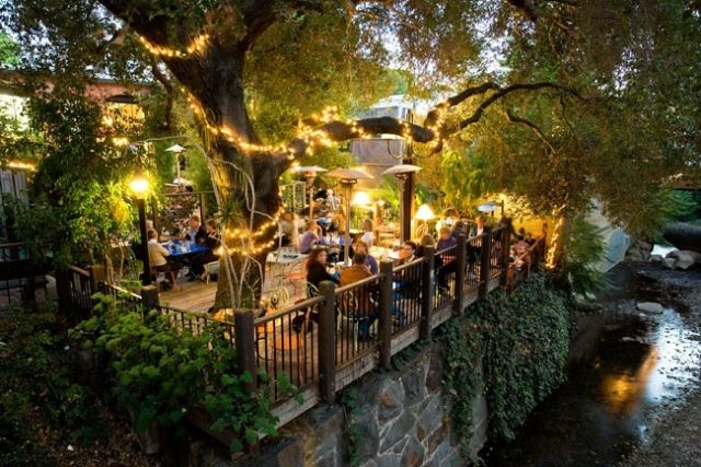 Novo - the perfect patio dining in SLO. This looks magical, its added to my weekend off to do list!