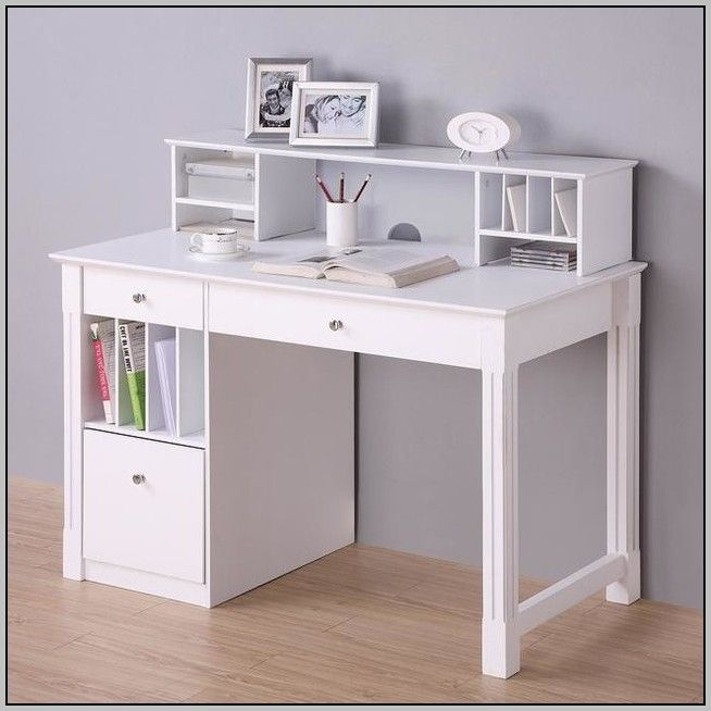 White Desk Intended Small Desks For Bedrooms Australia Negocio En 2018 Pinterest Desk White Desks Desk With Drawers