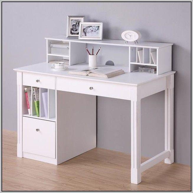 White Corner Desk For Sale