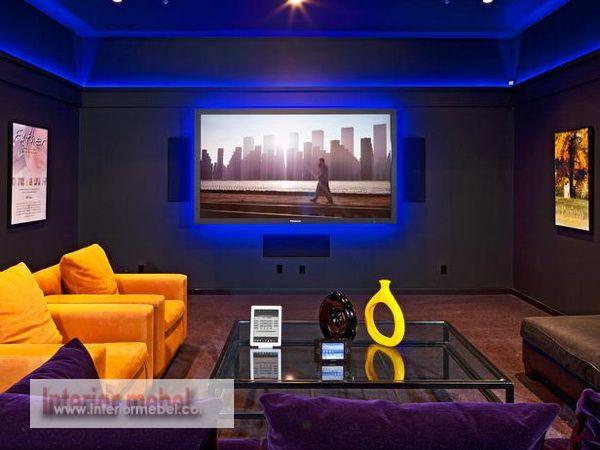 Karaoke Room Design Minimalis