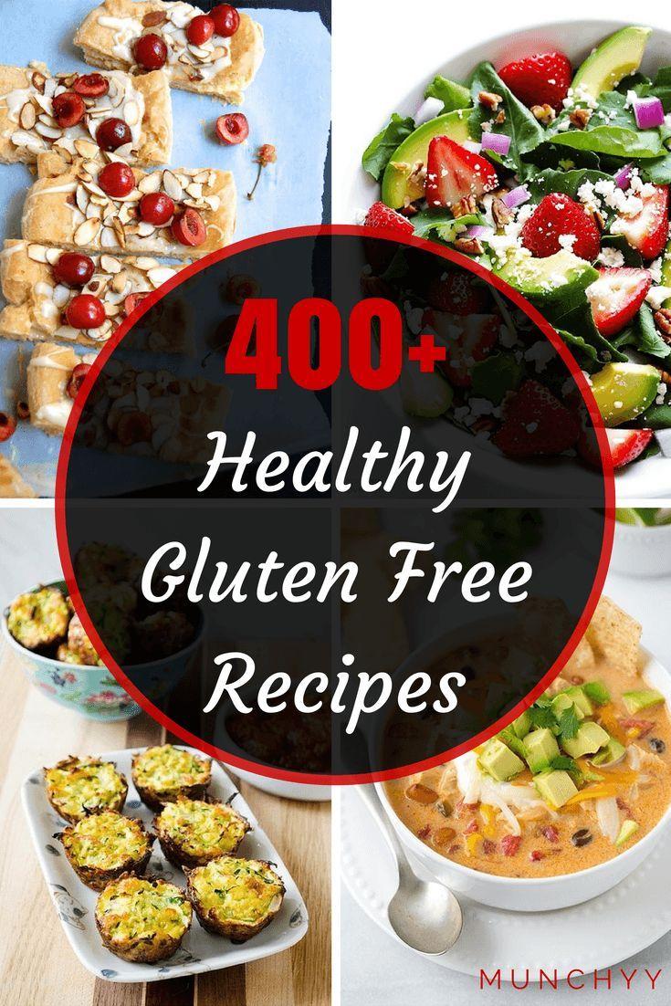400+ Healthy Gluten Free Recipes (That Won't Break the Bank)