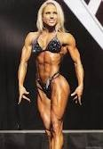 I used to think bodybuilding like this for women was gross, and I still know that it's not the look for me. But it's a misogynistic society that says women can't look like this, and then berate them for not being strong enough to do various things.