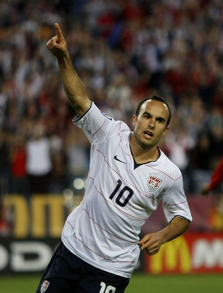 ladies and gentlemen, #10 - Landon Donovan