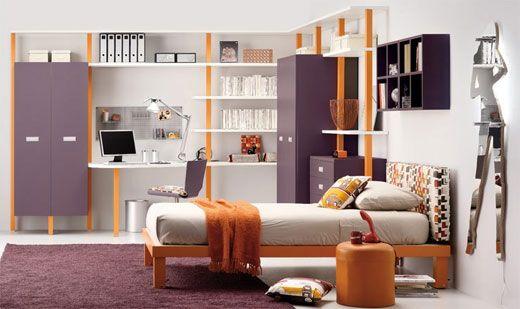 Comment décorer une chambre d'ado ? - Moderne House