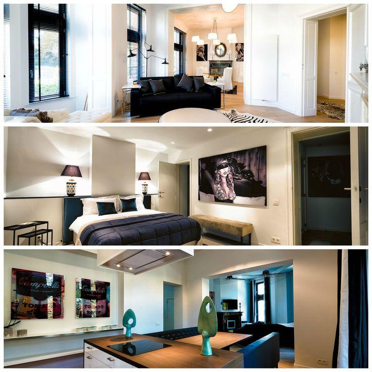 Charles' Home des appartements-hôtels haut de gamme à Bruxelles, visite et tour du propriétaire sur le blog lifestyle du photographe Michel Gronemberger