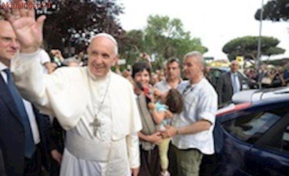 Papież Franciszek zaapelował do ochrony Donalda Trumpa