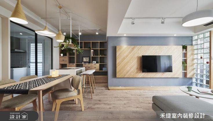 禾捷室內裝修設計有限公司 北歐風設計案例禾捷 41-設計家 Searchome In 2019 Home