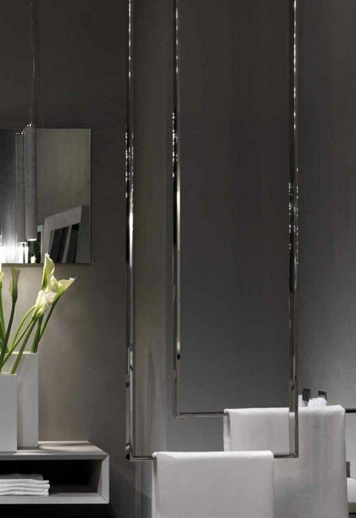 Les 25 meilleures id es de la cat gorie porte serviette for Porte serviette salle de bain conforama