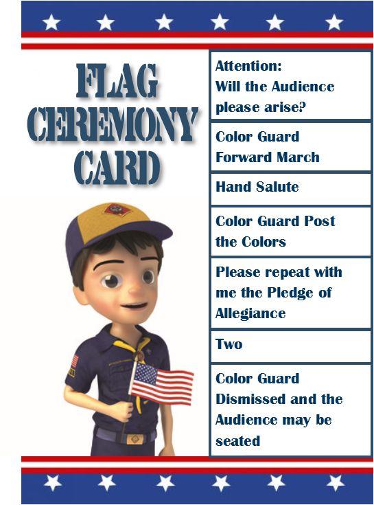 74 best Ceremonies   Cub Scouts images on Pinterest   Boy ...