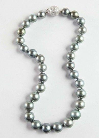 Collana di perle Tahiti