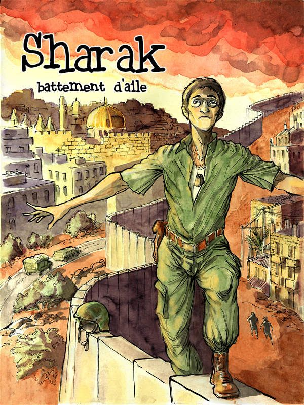 Sharak - Battement d'aile, par Thomas Plan, ancien élève du www.cesan.fr