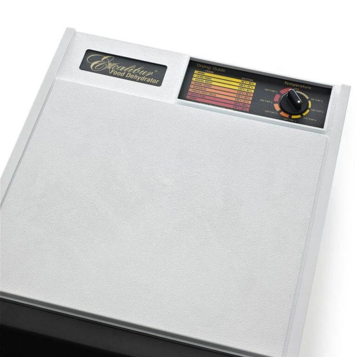 5 tray 4500 4526t series excalibur dehydrators