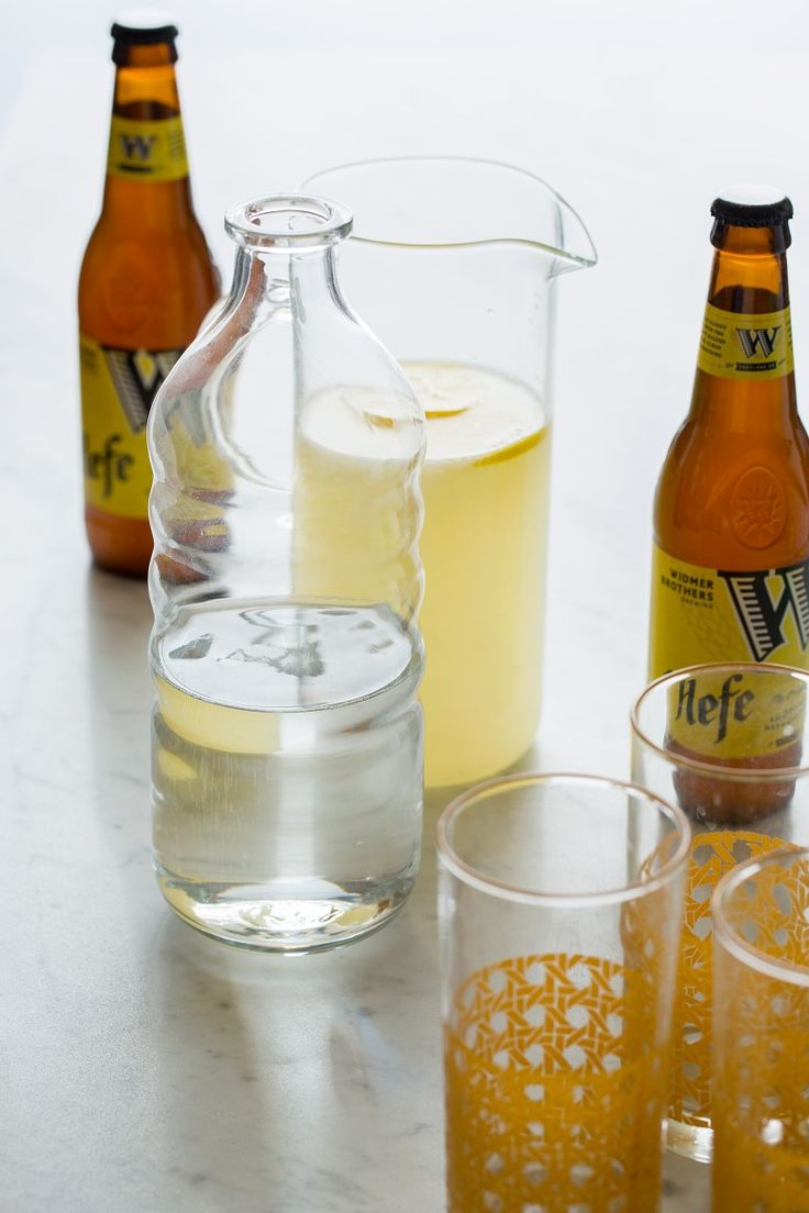 Summer Shandy | Cocktail recipe | Spoon Fork Bacon