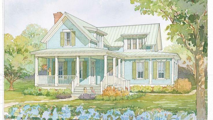 Wildmere Cottage, Plan #1110