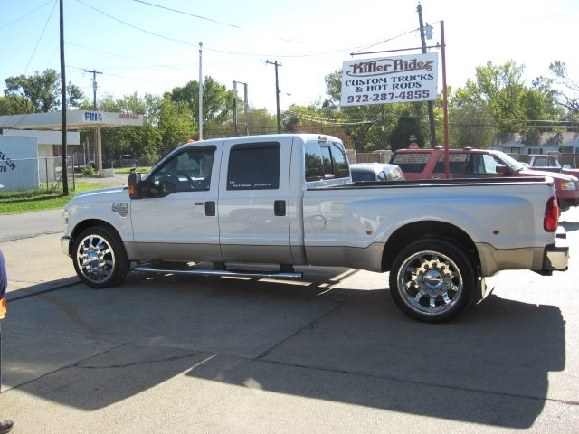 """Ford Dually on 24 rim   ... WEINSTALLED A DJM 3""""-5"""" DROP OVER A SET OF 24"""" AMERICAN FORCEWHEELS"""