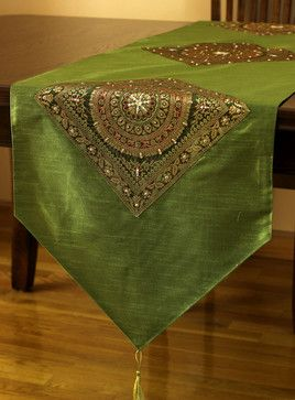 Attractive Elegant Table Runners Asian Tablecloths
