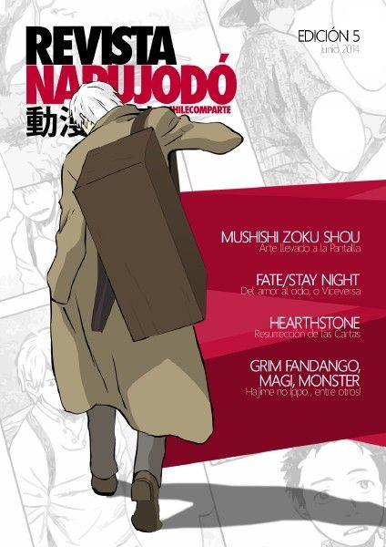 Edit Magazine - Revista Narujodó Edición 5 Junio 2014 Otoño 2014