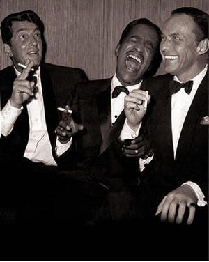 Dean, Sammy, and Frank.: Music, Dean O'Gorman, Sammy Davis, Davis Jr, Theratpack, Dean Martin, Rats, The Rat Pack, Frank Sinatra