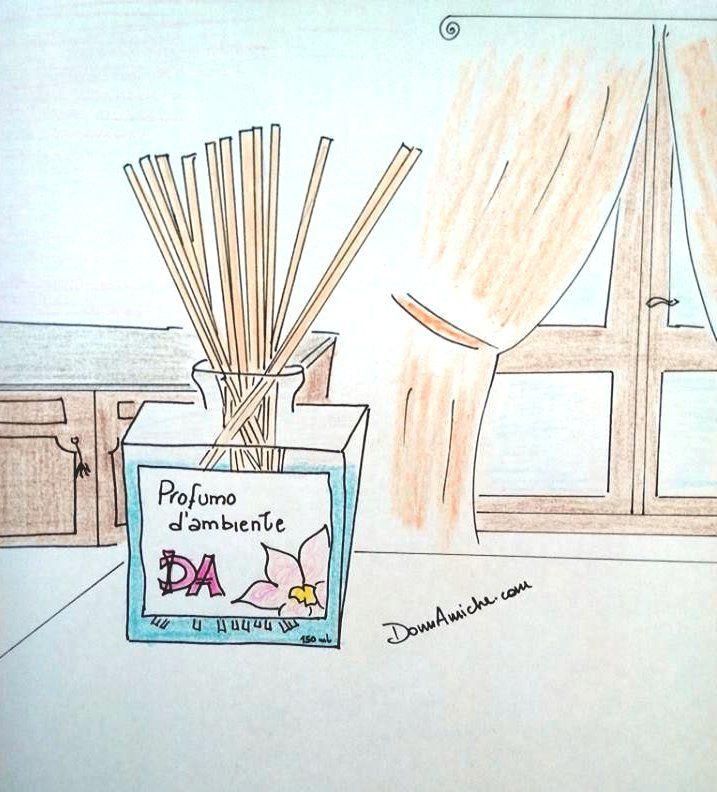 Deodoranti naturali per la casa per profumare gli ambienti in modo efficace e salutare