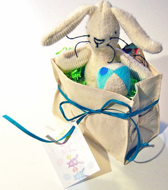 74 best natural easter ideas images on pinterest easter ideas organic baby toddler easter gift basket egg bunny by ecoleeko 4600 negle Choice Image
