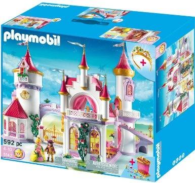 PLAYMOBIL 5142 - Prinzessinnenschloss: Amazon.de: Spielzeug