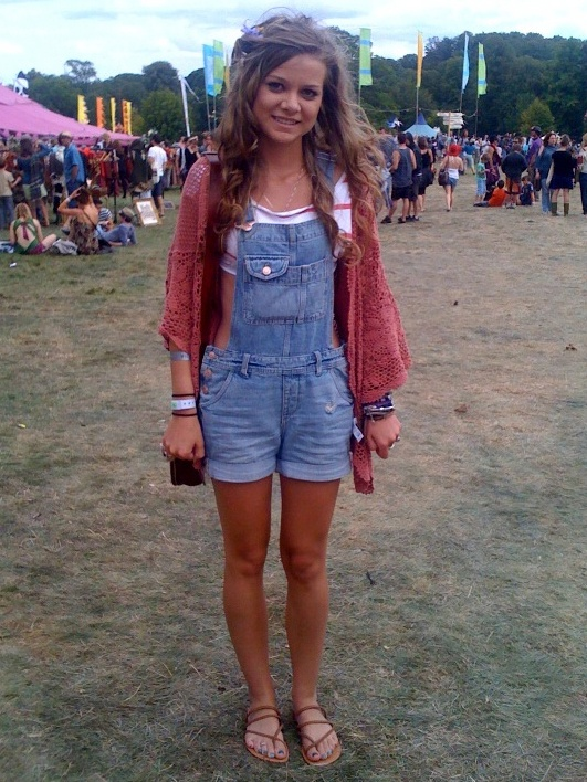 Are overalls back in..bc I love them.