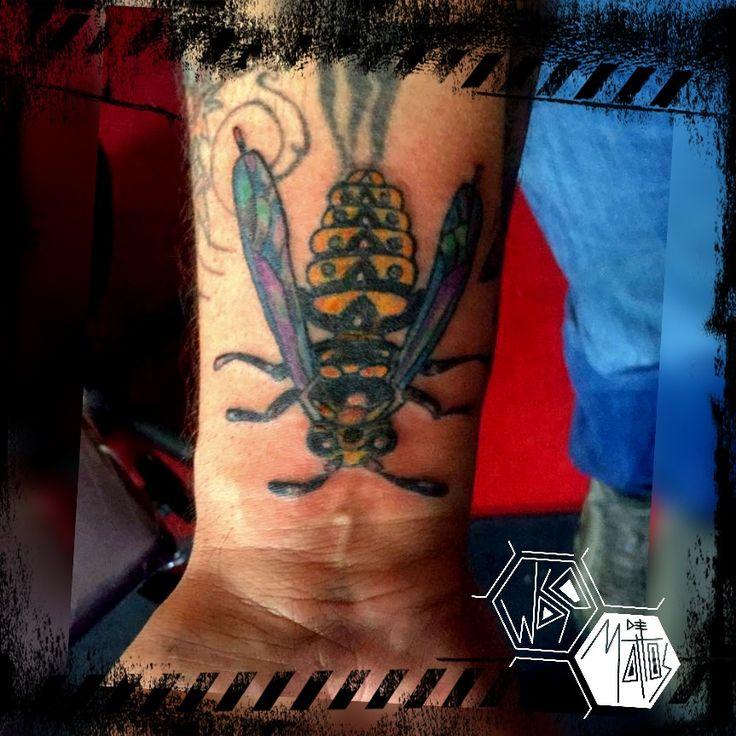 #tattoo #tattoed #tatuaje #tattooart #tattooartist #ink #inked #art #arte #color #artista #chile #bodyart #wasodemattos
