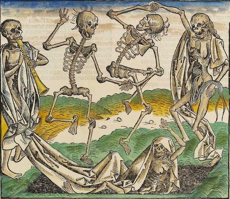 "Ubi Sunt? | Michael Wolgemut ""La danza de la muerte"""