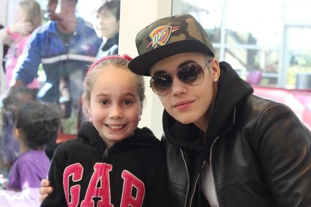 Justin Bieber Visits The Voice At Children's Healthcare Of Atlanta - http://belieberfamily.com/2013/01/30/justin-bieber-visits-the-voice-at-childrens-healthcare-of-atlanta/