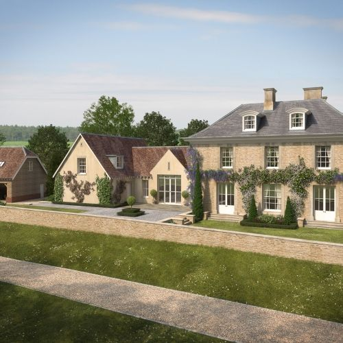 11 best i cant believe its a new build images on pinterest house for this new build residential project in gloucestershire richmond bell architects were approached by sherbourne developments and commissioned to design a malvernweather Gallery