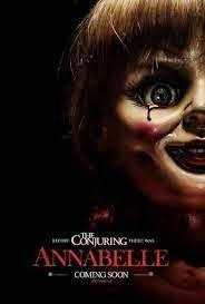Dark Treasury: Movie Review: #Annabelle