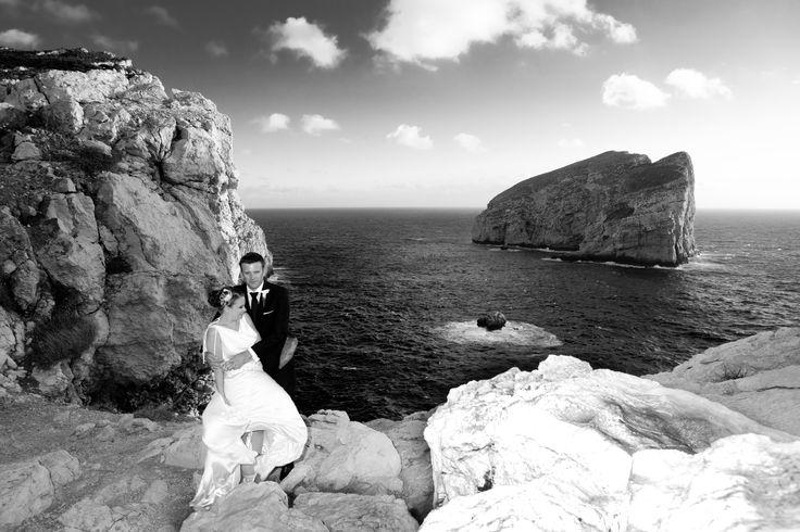 sposi a Capo Caccia