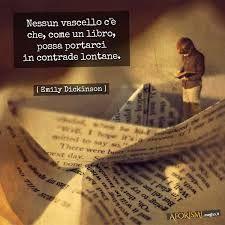 Risultati immagini per frasi sui libri e sulla lettura