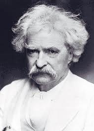 Mark Twain'in yaşamı ve yapıtları üzerine  Mark Twain and his life