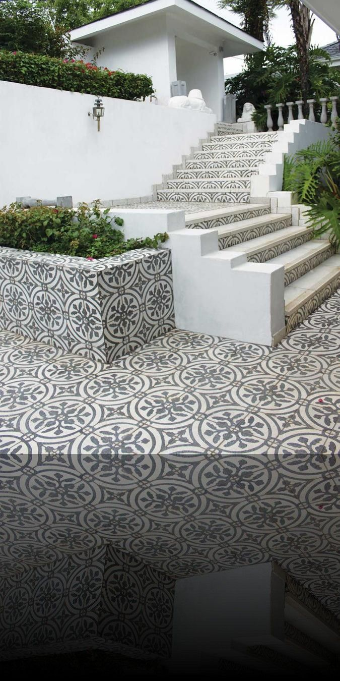 Hand Crafted Mediterranean Tiles | Photo Gallery | Union Flooring Tiles