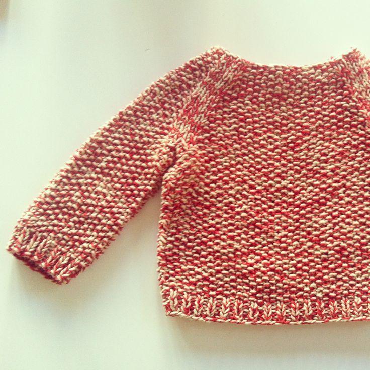 little sweater in moss