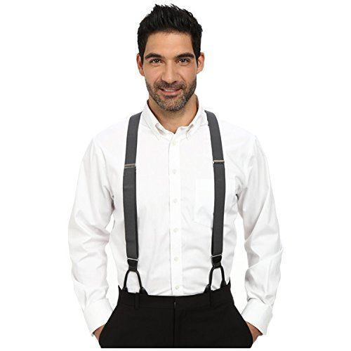 (ステイシーアダムス) Stacy Adams メンズ アクセサリー ベルト Button-On Suspenders XL 並行輸入品  新品【取り寄せ商品のため、お届けまでに2週間前後かかります。】 表示サイズ表はすべて【参考サイズ】です。ご不明点はお問合せ下さい。 カラー:Gray