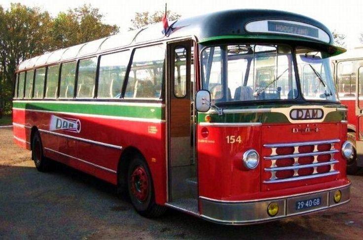 DAM, Appingedam DAF TB 160 DD 530, 6 cylinder, 83kW Smit uit 1965