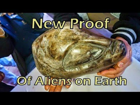 Recently RELEASED by Mexican Athorities, Ancient Artifacts (PROOF of ALIENS) - YouTube