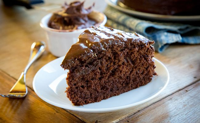 A+Sweet+and+Simple+Chocolate+CakeRecipe