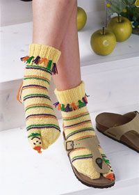 Flip flop socks.  Seriously, do people do this?