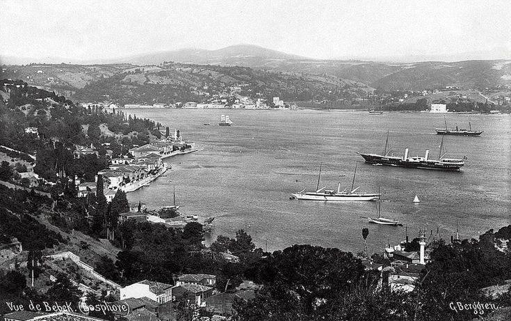 Bebek (1880'li yıllar. G. Berggren) #Besiktas #istanbul pic.twitter.com/FWTjZQr9Rk