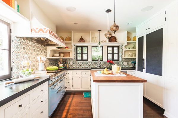 Playful Space - The Best Kitchens We Saw All Year - Photos