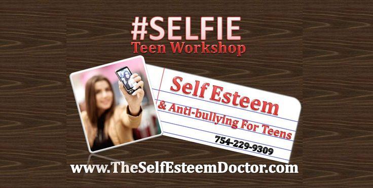 Selfie, anti bullying, self esteem, NLP, NLP coach, Miami