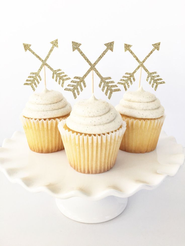 Arrow Cupcake Toppers / Wild One Cupcake Toppers / Wild One Theme First Birthday Party / Tribal Cupcake Toppers / Young Wild and Three by PopOfSparkle on Etsy https://www.etsy.com/listing/489929991/arrow-cupcake-toppers-wild-one-cupcake