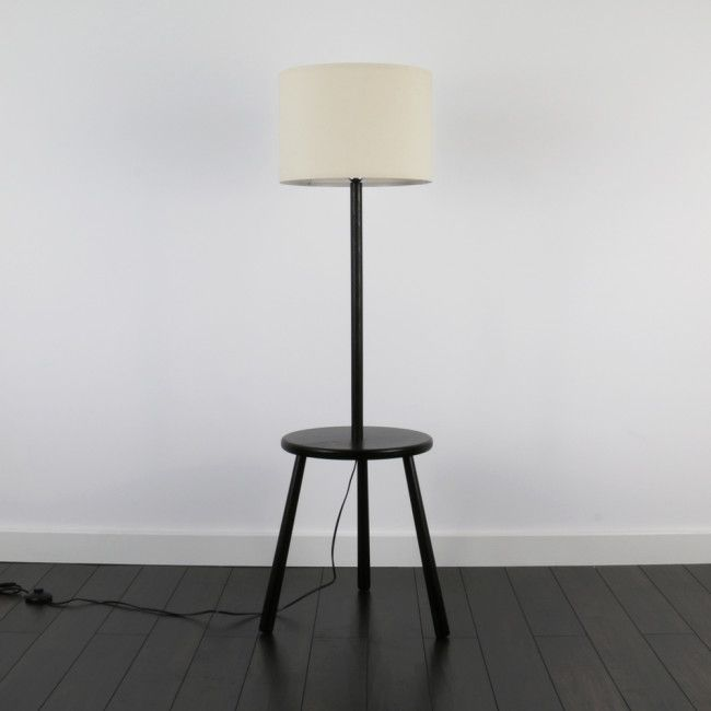 http://www.iconiclights.co.uk/rustic-style-dempsey-3-legged-wooden-floor-lamp-in-light-black-finish-with-coloured-shade.html