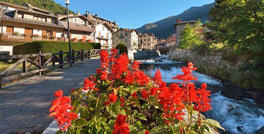 Hotel Mirella a Ponte di Legno nella Val Camonica, Montagna Lombardia