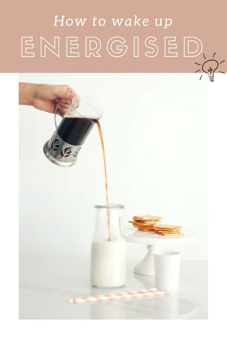 How to wake up energised and productive. Find here how you can start your morning feeling productive and ready for the day