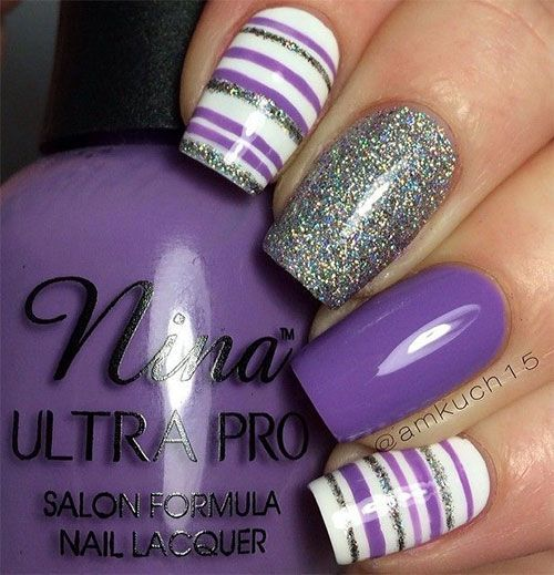 10 coolest stiletto nails to rock for - Ideas For Nails Design