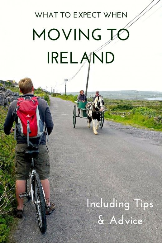 Thinking about moving to Ireland to work or retire? Find out what to expect, including first hand tips and advice to make your Irish move successful.
